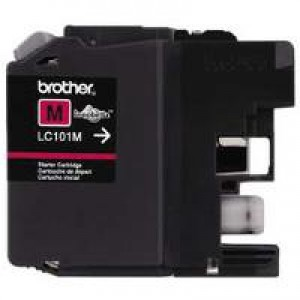 Brother LC101M Magenta OEM Inkjet Cartridge