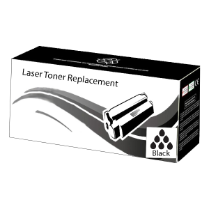 New Compatible Economy 128 Black Toner Cartridge for Canon Printers