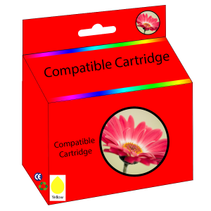 New Compatible Economy LC203Y Yellow Inkjet Cartridge for Brother Printers
