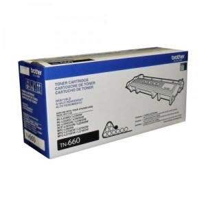 Brother TN-660 Black OEM Toner Cartridge