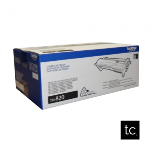Brother TN-820 Black OEM Toner Cartridge