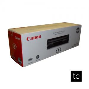 Canon 137 Black OEM Toner Cartridge