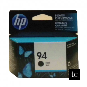 HP 94 Black OEM Inkjet Cartridge
