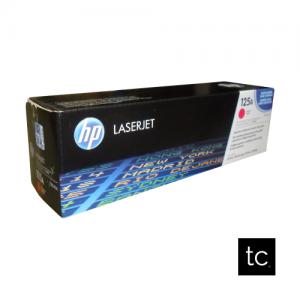 HP 125A Magenta OEM Toner Cartridge