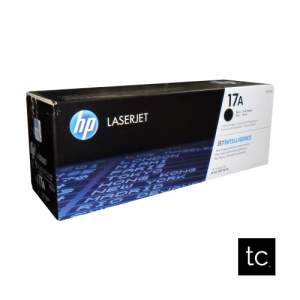 HP 17A Black OEM Toner Cartridge