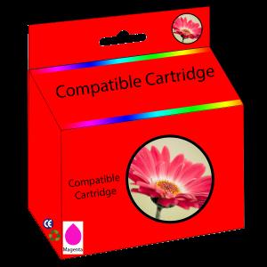 New Compatible Economy 990X Magenta Inkjet Cartridge for HP Printers