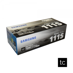 Samsung 111S Black OEM Toner Cartridge