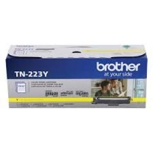 Brother TN-223Y Yellow OEM Toner Cartridge