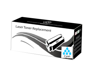 655A compatible cyan toner cartridge  for HP printers