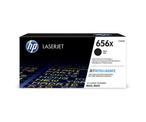 HP 656X original black high yield toner cartridge