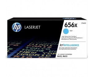 HP 656X original cyan high yield toner cartridge