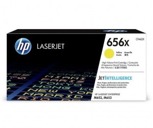 HP 656X original yellow high yield toner cartridge