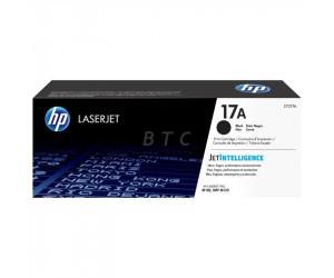 HP 17A original black toner cartridge