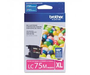Brother LC75M original magenta high yield inkjet cartridge