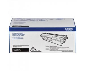 Brother TN-890 original black ultra high yield toner cartridge