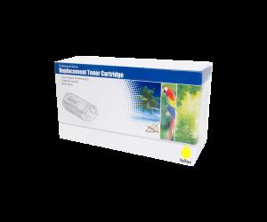 124A premium-comp yellow toner cartridge  for HP printers