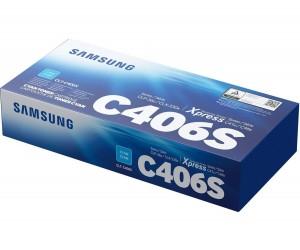 Samsung C406S original cyan toner cartridge