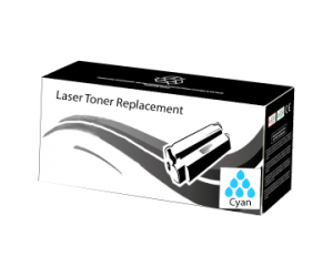 414X compatible cyan high yield toner cartridge with no chip for HP printers