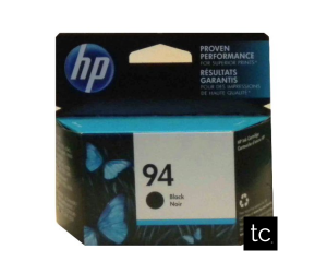 HP 94 original black inkjet cartridge