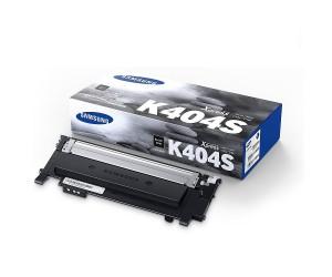 Samsung CLTK404S original black toner cartridge
