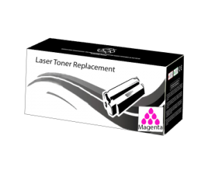 414X compatible magenta high yield toner cartridge with no chip for HP printers