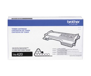 Brother TN-420 original black toner cartridge