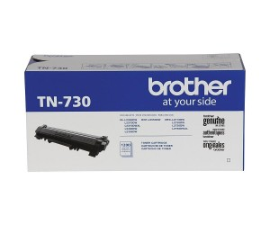 Brother TN-730 original black toner cartridge