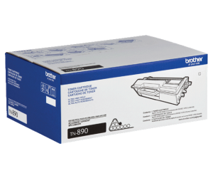 Brother TN-890 original black extra high yield toner cartridge