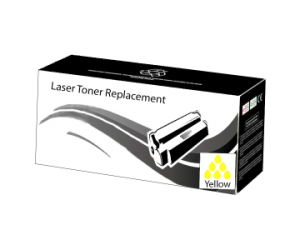 414X compatible yellow high yield toner cartridge with no chip for HP printers