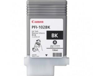Canon PFI-102BK Black OEM Inkjet Cartridge