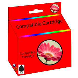 New Compatible Economy 62XL Black Inkjet Cartridge for HP Printers