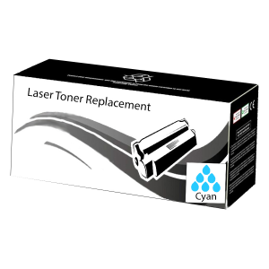 New Compatible Economy 125A Cyan Toner Cartridge for HP Printers