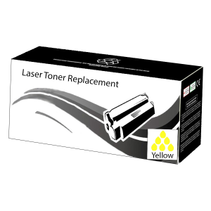 New Compatible Economy 125A Yellow Toner Cartridge for HP Printers