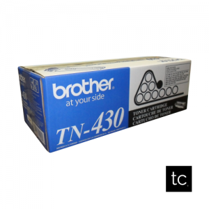 Brother TN-430 Black OEM Toner Cartridge