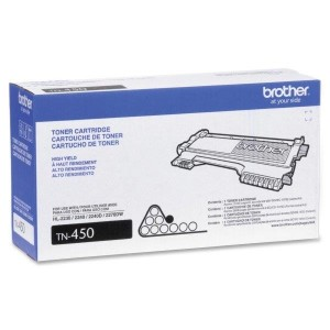 Brother TN-450 Black OEM Toner Cartridge