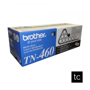 Brother TN-460 Black OEM Toner Cartridge