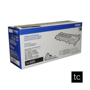 Brother TN-660 Black OEM Toner Cartridge