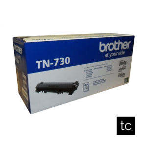 Brother TN-730 Black OEM Toner Cartridge