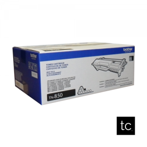 Brother TN-850 Black OEM Toner Cartridge