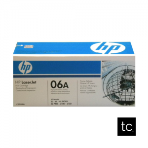 HP 06A Black OEM Toner Cartridge