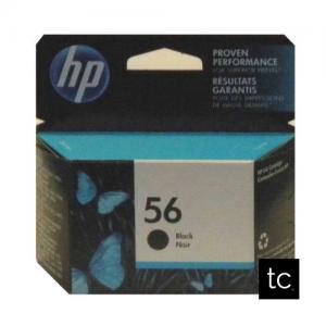 HP 56 Black OEM Inkjet Cartridge