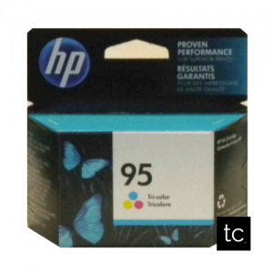 HP 95 Tri-color Cyan Magenta Yellow OEM Inkjet Cartridge