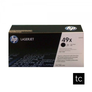 HP 49X Black OEM Toner Cartridge