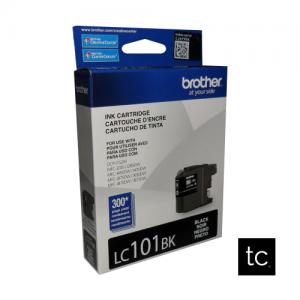 Brother LC101BK Black OEM Inkjet Cartridge