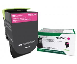 Lexmark 711M original magenta toner cartridge