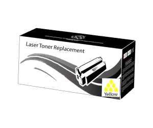 124A compatible yellow toner cartridge  for HP printers