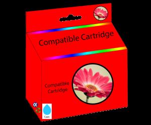 T273XL compatible cyan high yield inkjet cartridge  for Epson printers
