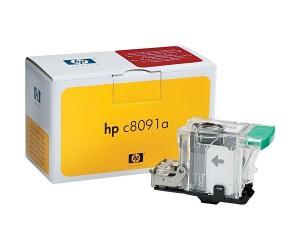 HP C8091A original black staples