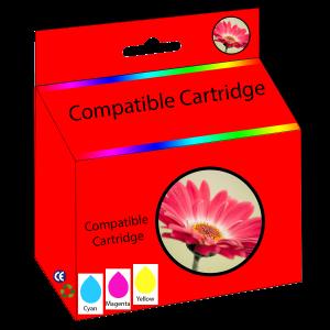 Nouveau Compatible Economique 63XL No Cartouche d'encre pour HP Imprimantes